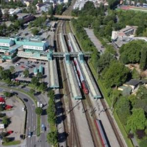 Bregenz, Bahnhof / Stefanie Grüssl von Grüssl, Stefanie