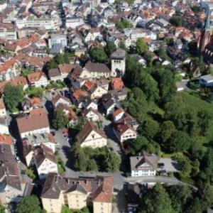 Bregenz, Martinsturm, Oberstadt, Herz Jesu Kirche / Stefanie Grüssl von Grüssl, Stefanie