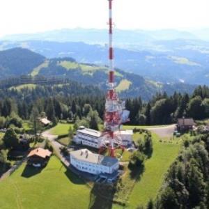 Bregenz, Pfänderwald, Sender / Stefanie Grüssl von Grüssl, Stefanie