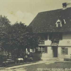 Gasthaus Ochsen, Bildstein / Heim von Heim, ...