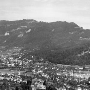Bregenz, Riedenburg, Pfänder von Alpine Luftbild GmbH