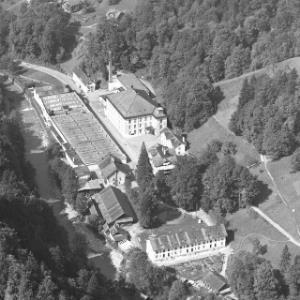 Dornbirn, Im Gütle, Firma FM Hämmerle von Alpine Luftbild GmbH