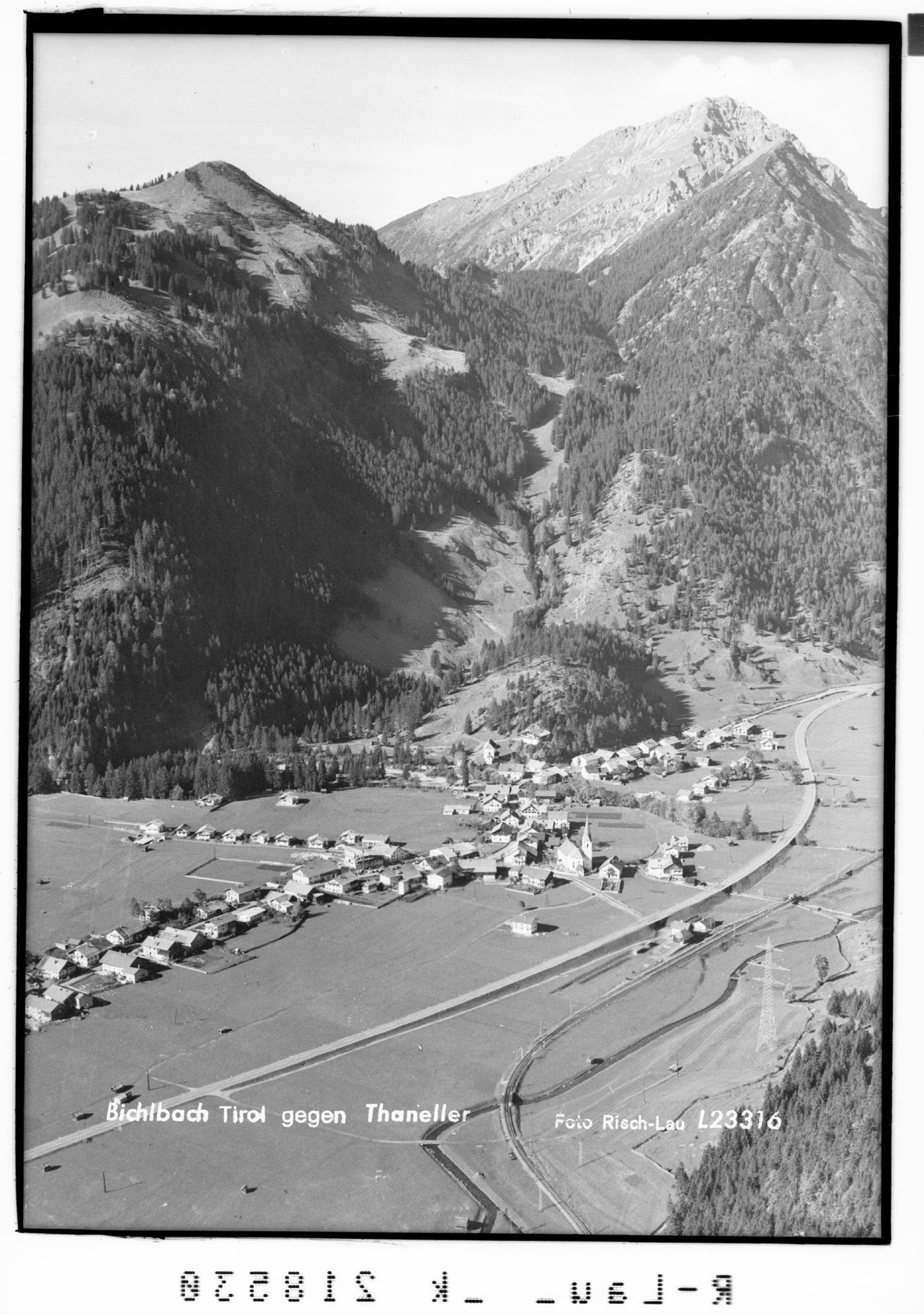 Bichlbach Tirol gegen Thaneller von Risch-Lau