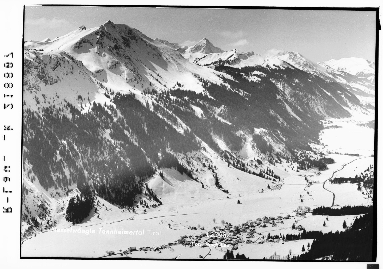 Nesselwängle Tannheimertal Tirol von Risch-Lau