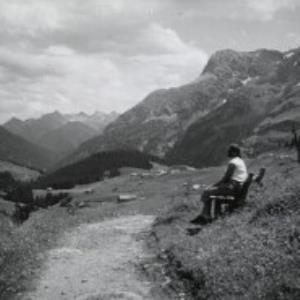 Hochkrumbach-Warth / Fotograf: Norbert Bertolini von Bertolini, Norbert