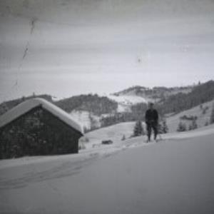 Dornbirn Winsau, Skilauf / Fotograf: Norbert Bertolini von Bertolini, Norbert