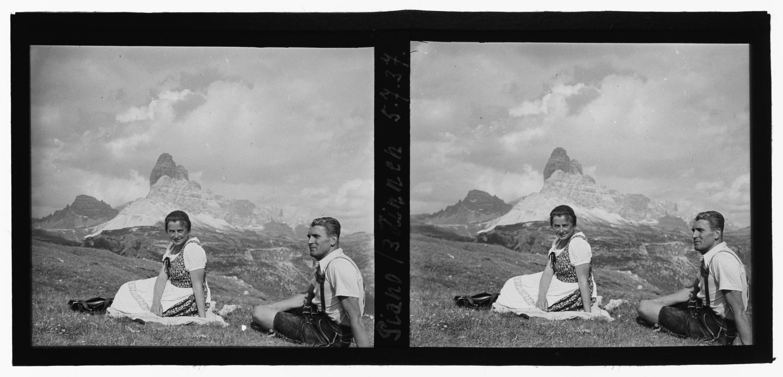 Dolomiten, Drei Zinnen / Fotograf: Norbert Bertolini von Bertolini, Norbert