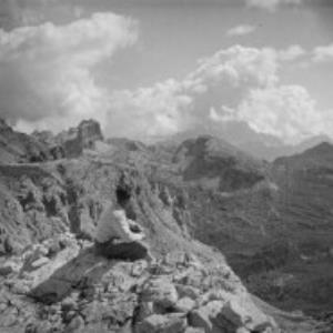 Dolomiten, Nuvolau / Fotograf: Norbert Bertolini von Bertolini, Norbert