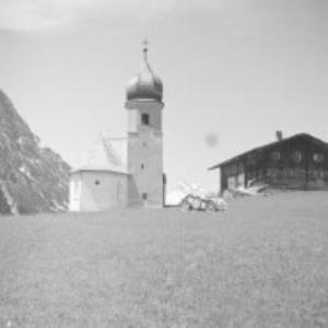 Zug bei Lech / Fotograf: Norbert Bertolini von Bertolini, Norbert