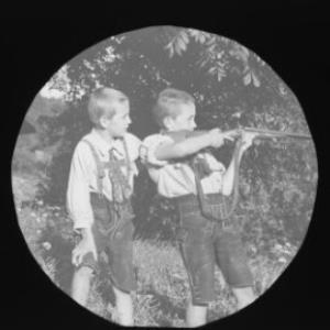 Hubert und Norbert Bertolini / Fotograf: Norbert Bertolini von Bertolini, Norbert