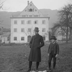 Karl und Josef Konrad / Fotograf: Norbert Bertolini von Bertolini, Norbert