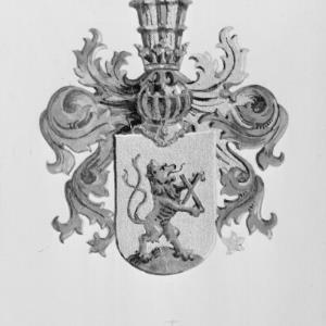 Wappen der Familie Bertolini / Fotograf: Norbert Bertolini von Bertolini, Norbert