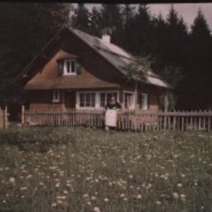Bödele, Seewarte / Fotograf: Norbert Bertolini von Bertolini, Norbert