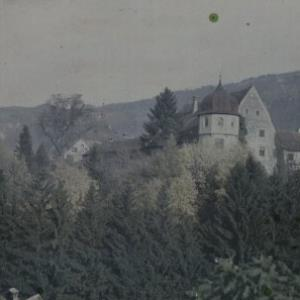 Bregenz, Deuring-Schlössle / Fotograf: Norbert Bertolini von Bertolini, Norbert