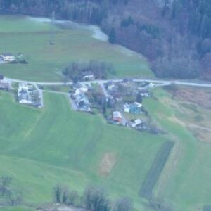 Göfis - Römerstraße von Amt der Vorarlberger Landesregierung Abteilung Raumplanung