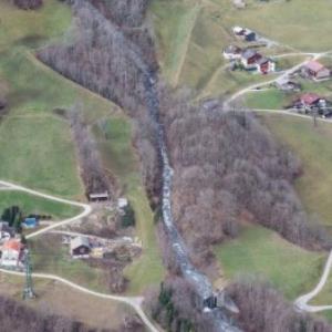 Tschagguns - Mauren, St. Gallenkirch - Hof, Maurenbach von Amt der Vorarlberger Landesregierung Abteilung Raumplanung