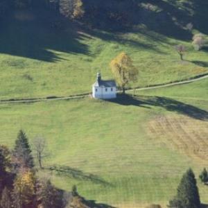 Laterns - St. Martinskapelle von Amt der Vorarlberger Landesregierung Abteilung Raumplanung