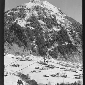 St.Gallenkirch im Montafon, Vorarlberg Skilift Skilift St.Gallenkirch - Garfreschen von Risch-Lau