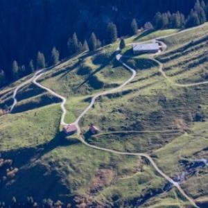 Schröcken - Fellealpe von Amt der Vorarlberger Landesregierung Abteilung Raumplanung