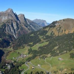 Schröcken - Schmitte, Stutz, Oberboden, Wald von Amt der Vorarlberger Landesregierung Abteilung Raumplanung