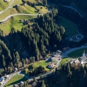 Schröcken - Zentrum, Schmitte, Stutz von Amt der Vorarlberger Landesregierung Abteilung Raumplanung