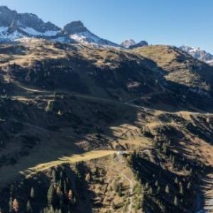 Warth - Holzbodenalpe, Krumbacher Alpe von Amt der Vorarlberger Landesregierung Abteilung Raumplanung
