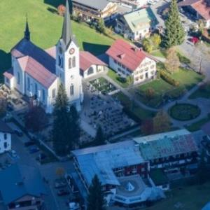 Mittelberg - Kirche Maria Opferung von Amt der Vorarlberger Landesregierung Abteilung Raumplanung