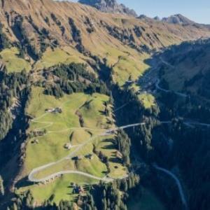 Schröcken - Neßlegg, Schmitte von Amt der Vorarlberger Landesregierung Abteilung Raumplanung