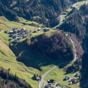 Schröcken - Stutz, Oberboden, Unterboden von Amt der Vorarlberger Landesregierung Abteilung Raumplanung