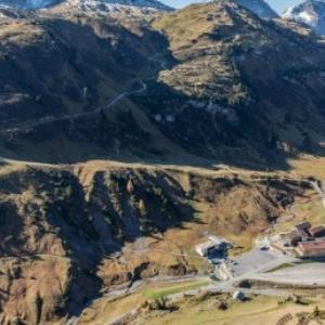 Warth - Gasthof Jägeralpe, Krumbacher Alpe von Amt der Vorarlberger Landesregierung Abteilung Raumplanung