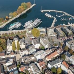 Bregenz - Hafen, Bregenz - HTL von Amt der Vorarlberger Landesregierung Abteilung Raumplanung
