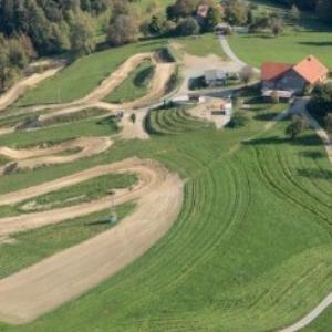 Möggers - Schönstein - Motocrossstrecke von Amt der Vorarlberger Landesregierung Abteilung Raumplanung