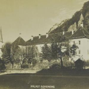 Palast Hohenems / H. Watzeck von Watzeck, H.