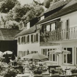 Gasthof Adler, Klaus, Vorarlberg / Aufnahme Branz von Branz, ...