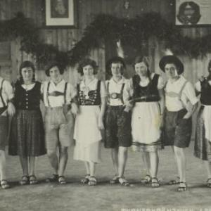 Turnerkränzchen Lauterach 1933 von [Verlag nicht ermittelt]