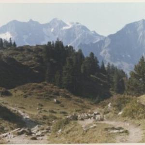 Braunarlspitze / Fotograf: Norbert Bertolini von Bertolini, Norbert