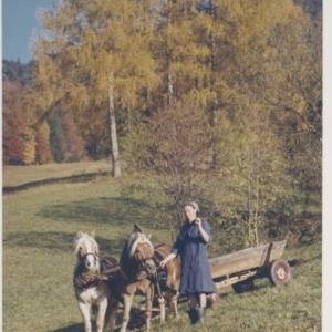 Watzenegg, Frau Graf / Fotograf: Norbert Bertolini von Bertolini, Norbert