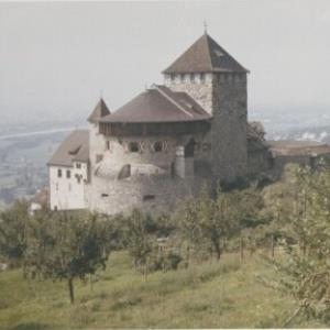 Schloss Vaduz / Fotograf: Norbert Bertolini von Bertolini, Norbert