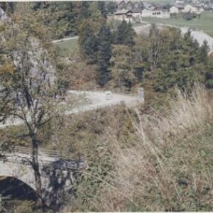 Schwarzenberg-Andelsbuch, alte Brücke / Fotograf: Norbert Bertolini von Bertolini, Norbert