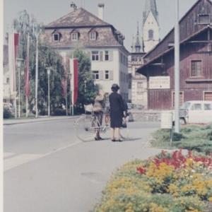 Dornbirn, ehemalige Wohnhaus von Theodor Rhomberg / Fotograf: Norbert Bertolini von Bertolini, Norbert