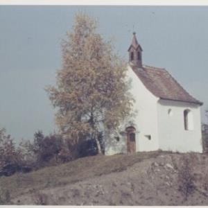 Götzis, Kapelle am Kobel / Fotograf: Norbert Bertolini von Bertolini, Norbert