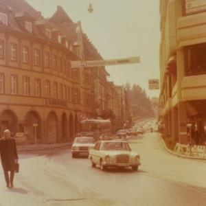 Bregenz, GWL und Römerstraße / Fotograf: Norbert Bertolini von Bertolini, Norbert