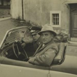 Norbert und Helmut Ludwig Bertolini / Fotograf: Norbert Bertolini von Bertolini, Norbert