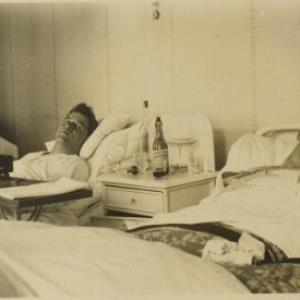 Krankenhaus, Patienten / Fotograf: Norbert Bertolini von Bertolini, Norbert