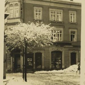 Bregenz, Kaufhaus Bertolini / Fotograf: Norbert Bertolini von Bertolini, Norbert