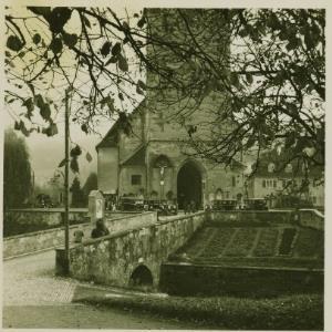 Bregenz, Pfarrkirche / Fotograf: Norbert Bertolini von Bertolini, Norbert