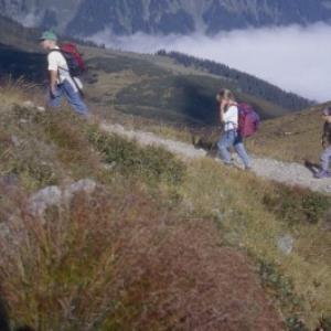 Höhenweg Golm-Kreuzjoch / Helmut Tiefenthaler von Tiefenthaler, Helmut