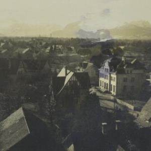 Lustenau von Alpine Lichtbildnerei, Nipp J.