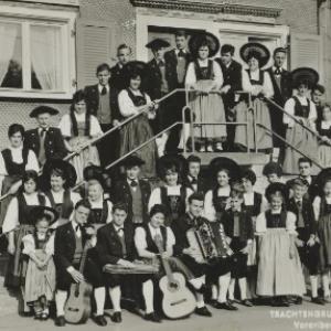 Trachtengruppe Lustenau von Branz
