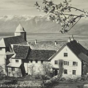Viktorsberg-Rheintalblick / Heim von Heim, ...